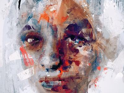 Expressive Boy Portrait