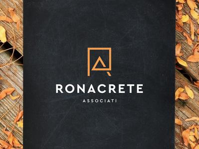 RA monogram
