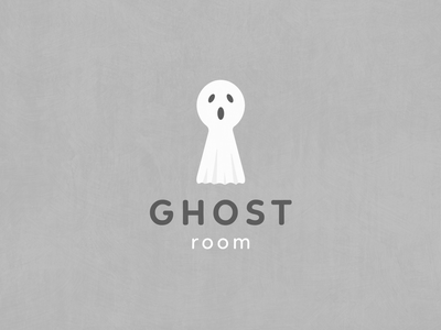 Ghost room concept clean logos illustration abstract logotype minimal logodesign mark symbol logomark art simple meaningful clever creative logo