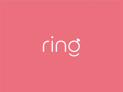 Ring colors esense abstract creative minimal simple logodesign wordlogo mark symbol monogram letter mark logotype logos logo