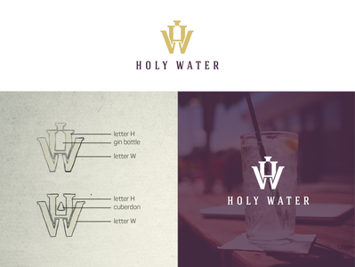 Holy Water Gin