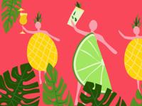 Rum & Fruit People