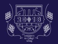 VinePair Top50 Wines Seal 2018