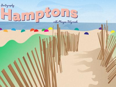 Bartography: Hamptons