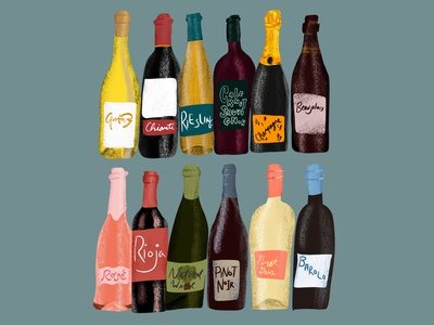 Wine & Wine & Wine
