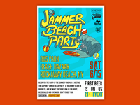 Sixpoint x VinePair Jammer Beach Party Invite