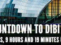 Counting down to DIBI