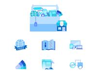 Custom UI Illustrations