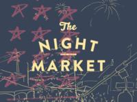 NoLi Night Market Poster