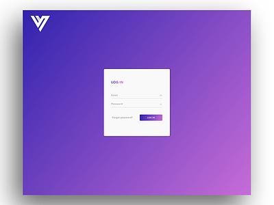 Ver.ID Login Page web login