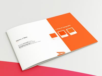 Brandbook 😍 🍊