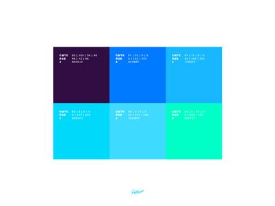 Color palette - Flume