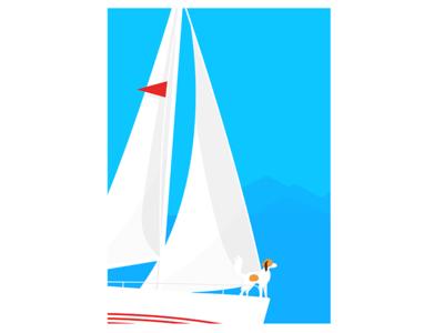 Sailingboat