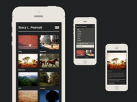 Mobile Photography Theme