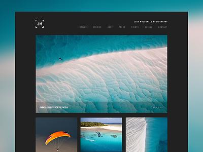 Jody MacDonald Photography responsive web design photography photographer national geographic