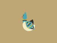 A lil birdie