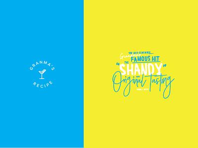 Grandma's Shandys. icon script