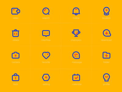 Icon simple branding logo design app ui illustration icons icon
