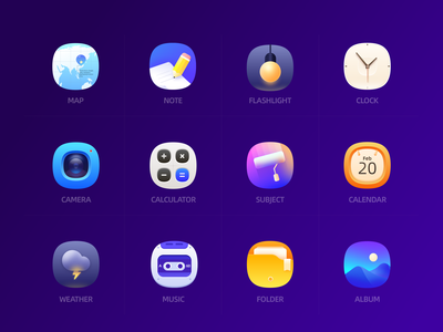 icons mobile ios android userexperiencedesign logo ui design app icons illustration icon