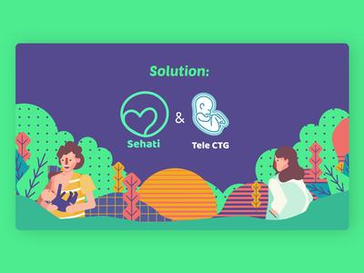 Sehati And Tele Ctg App