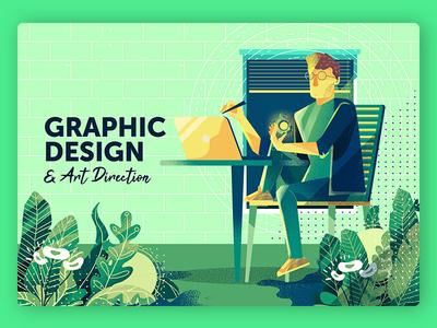 Portfolio: Graphic Design And Illustration
