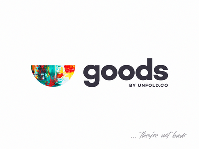 🍉 goods paint drawing design website identity illustration logo branding