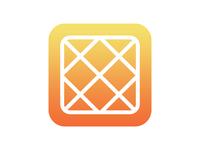 Waffle iOS7 style