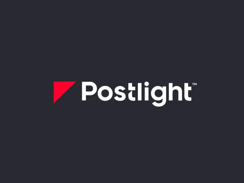 Postlight web sketch app mark website identity illustration logo branding icon