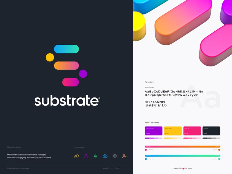 substrate iphone sketch mark website app identity illustration logo branding icon