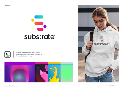 substrate iphone sketch mark website app identity illustration logo branding icon