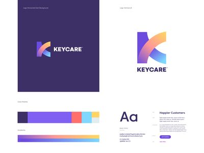 keycare iphone sketch mark website app identity logo illustration branding icon