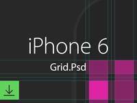iPhone 6 Grid