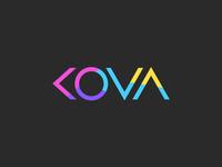 KOVA - logo design