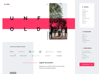 Unfold Site