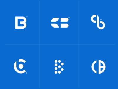CoinBase - Marks xrp btc crypto coinbase mark identity branding logo
