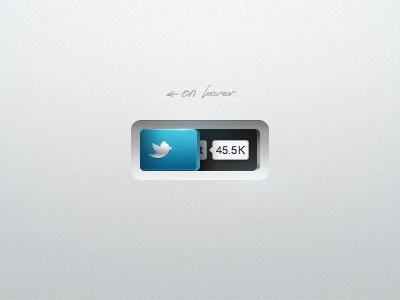 tweet this twitter social button icon share tweet bird ios ui shinny