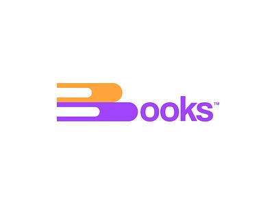 Books amazon read app typography type mark icon books logo identity branding