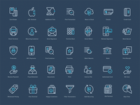 PayJunction - Icon Set