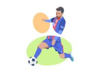 Messi 👐