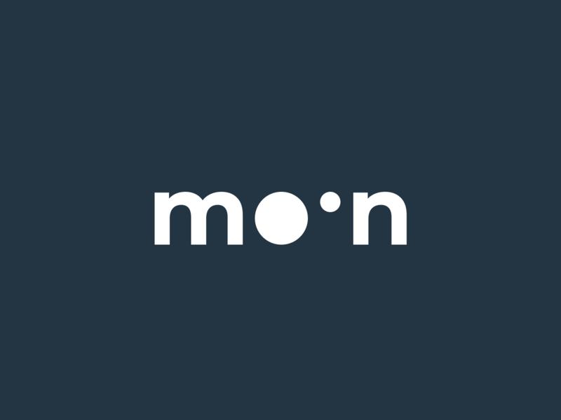 🌓 mark identity branding app illustration logo icon