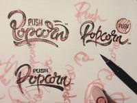 push popcorn