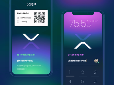 XRP - Wallet