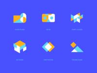 Matterport - Icons