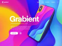 Grabient - Phone Skins