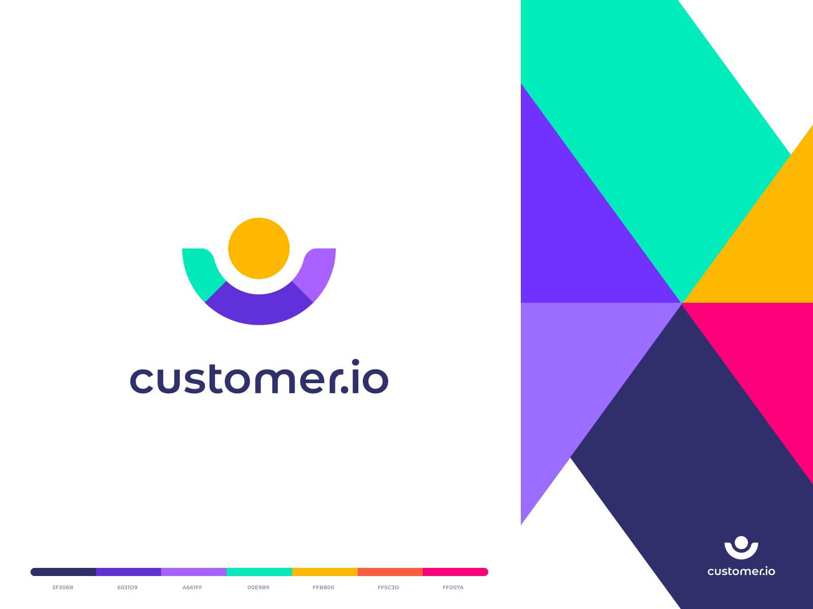 Customer.io - branding
