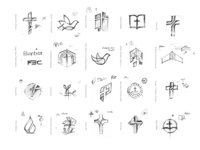 ⛪️ - Logo Explorations