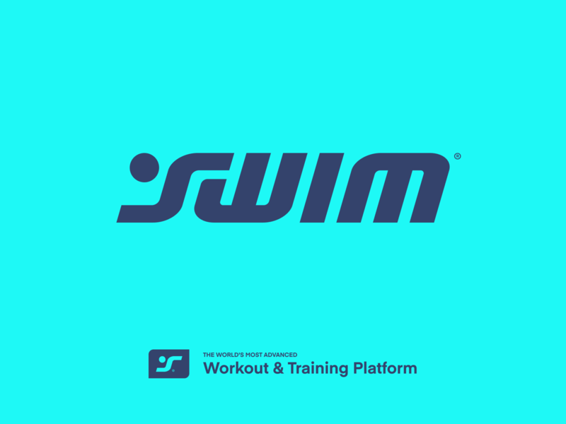 swim.com - logo exploration vector design iphone app identity branding illustration logo icon swmmer swim