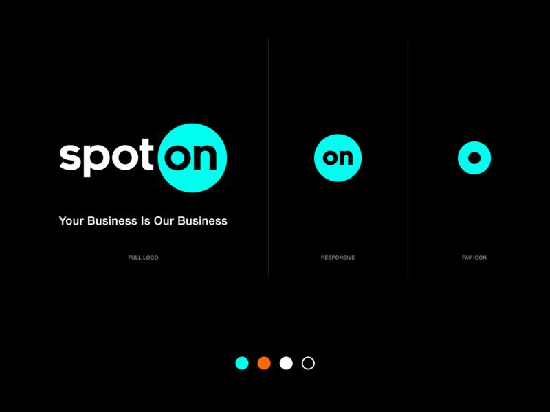 ⦿ typography vector ios mark app identity branding logo icon