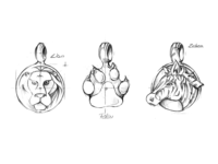 Animal Pendants