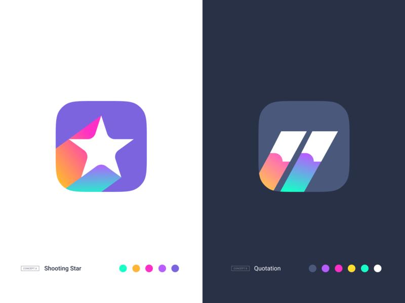 ⭑ sketch illustration branding identity logo icon